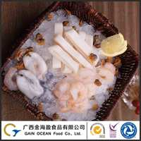 Frozen Seafood Company Supplied Wild Caught Fish Seafood Mix