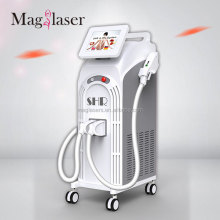 Promotion! IPL+Elight+SHR 3 in 1 remove unwanted hair permanently/shr ipl hair removal machine pain free