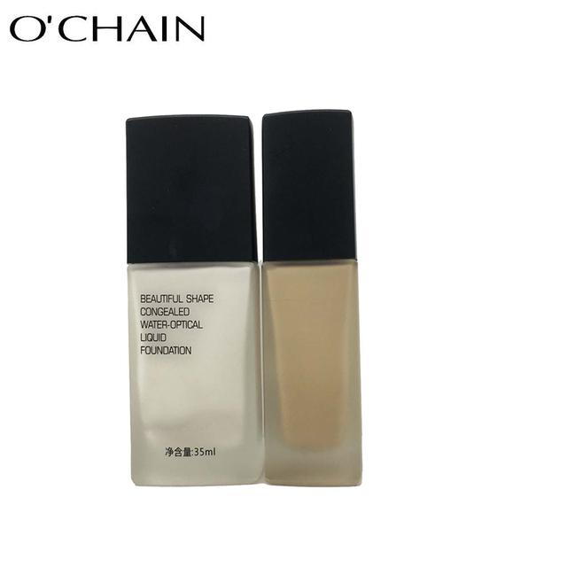 OEM wholesale pigment liquid foundation to create your brand