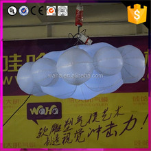 China manufacture factory price stage decoration inflatable cloud