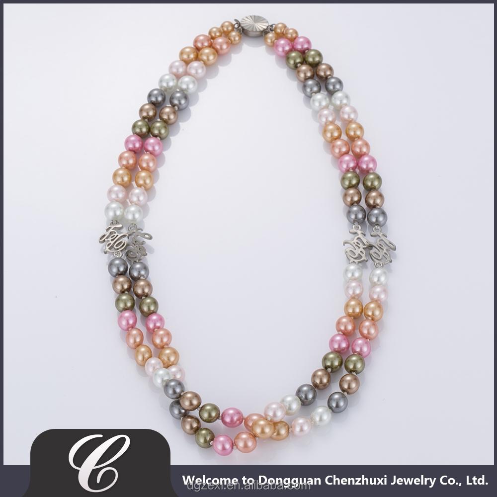 design fashion necklace jewelry pendant necklace