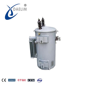 IEC standard pole mounted single phase 20 kva transformer price
