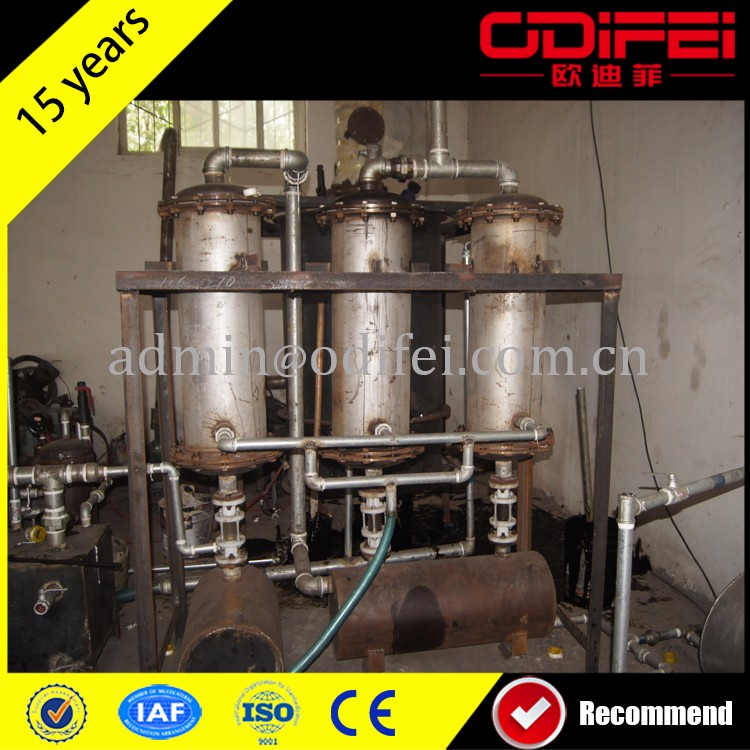over 87% customers recomend used engine oil recycling machine vacuum oil purifier