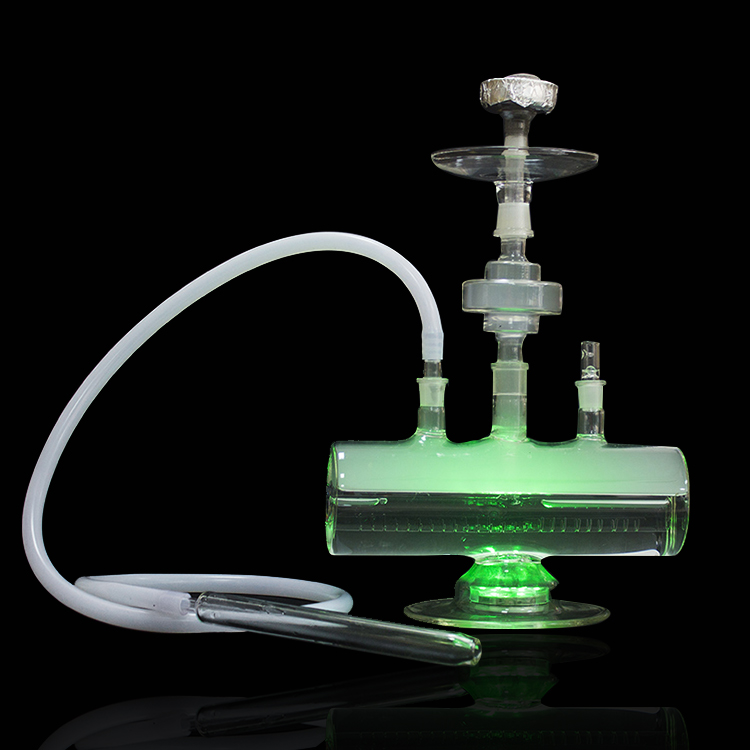 New portable shisha mini led hookah in china