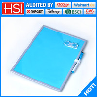 school stationery new products magnetic whiteboard with eraser and pen