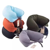 Inspired Well Fitted (Microbead) Travel Neck Pillow Cushion