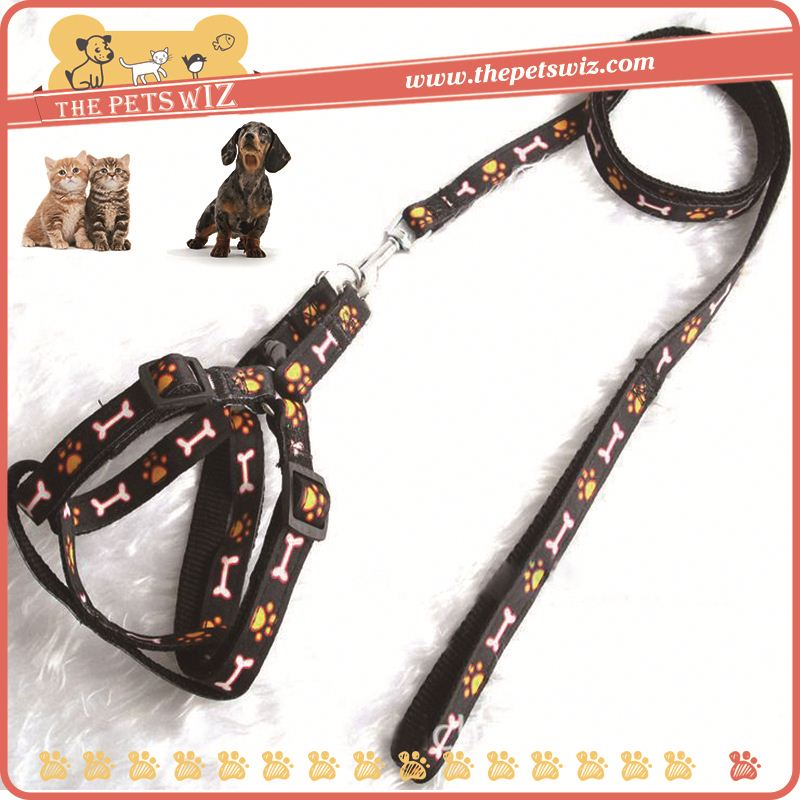 Name brand dog collars and leashes ,CC040 original dog harness for sale