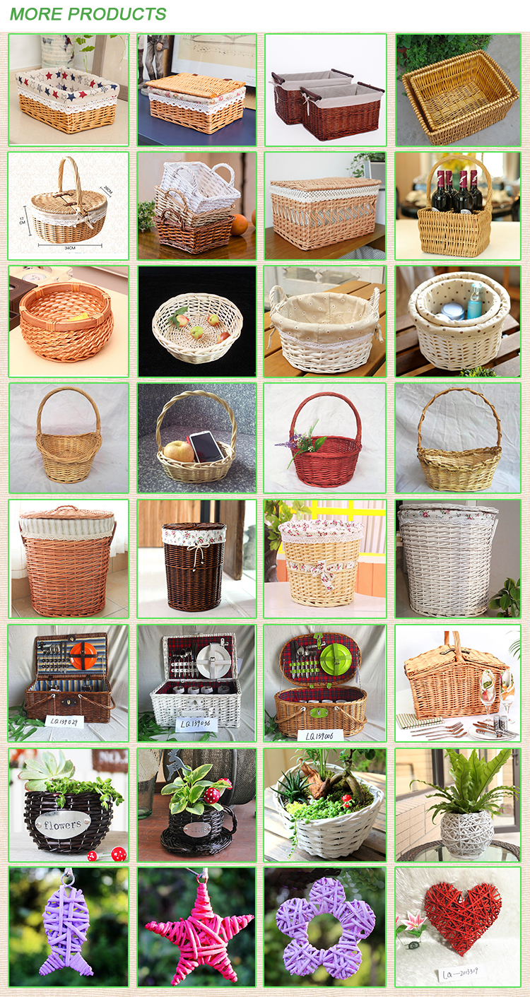 Factory wholesale high quality iron basket with new design