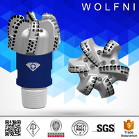 "12 1/4"" oil tools well tools miling tools pdc drill bit cnc stone router bits"