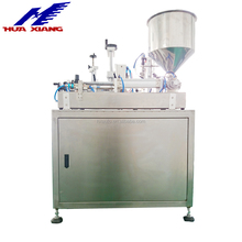 Cosmetic Packaging Machine Tube Filling and Sealing Machine