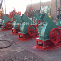 industrial wood chipping machine/wood chipper