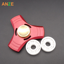 High Speed Fidget Spinner Main Bearings Deep Groove Ball Bearings 608 Ceramic Ball Bearings