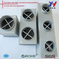 ISO9001 and RoHS Certified High Quality Custom Spot Welded Chimney Flue
