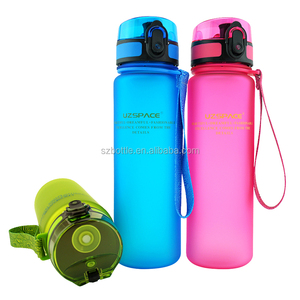 Wholesale sports Plastic Water Bottle with custom Logo