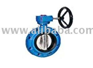 Mono Flanged Butterfly Valve