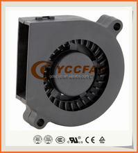 DC Ball Bearing Fan 5V 12v 24v 60mm brushless motor fan