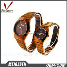 Hot selling fashion with Japan movement watch men