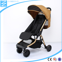 Factory price anti-microbico mother baby bike trailer