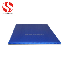 High wear resistent plastic corrugated sheet coroplast flooring protection sheet