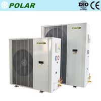 Sencond to none DC inverter compressor refrigeration condensing unit for storage