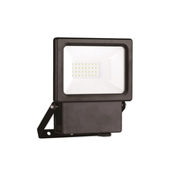 m051902 led flood light ip44 in tripod stand for construction site