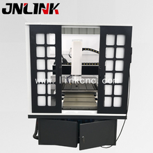Factory price 3d mould working rotary / cnc milling machine plastic mdf metal/3d cnc router