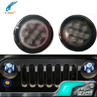 jeep accessories jeep DC9-32V 4W car led grille light