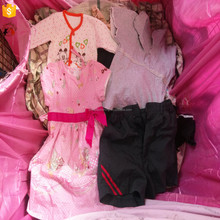 children used clothes in stock