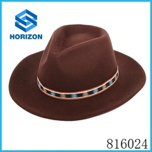 Summer straw inflatable cowboy hat steapunk wholesale blank cowgirls hat