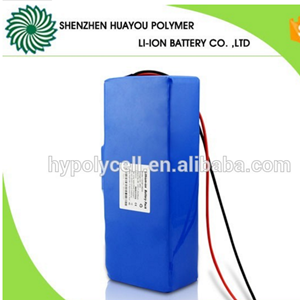 battery pack 48volt 20Ah rechargeable Lithium storage battery