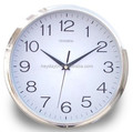 office decorative aluminum wall clock(HA-1043)