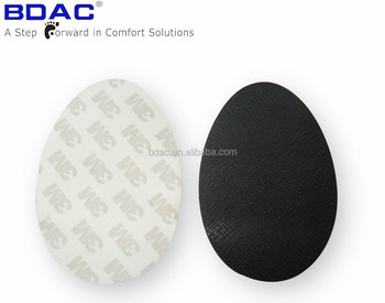 adhesive plastic anti slip shoe pads anti slide pad
