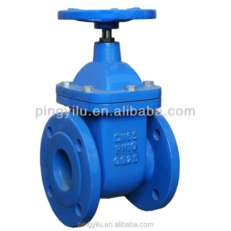 CI DI and cast steel stem gate valve hand wheel producer