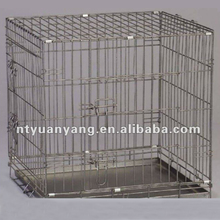 foldable wire pet cages metal fencel dog kennel for sale