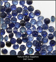 Good Quality Natural Loose Kashmir Blue Sapphire