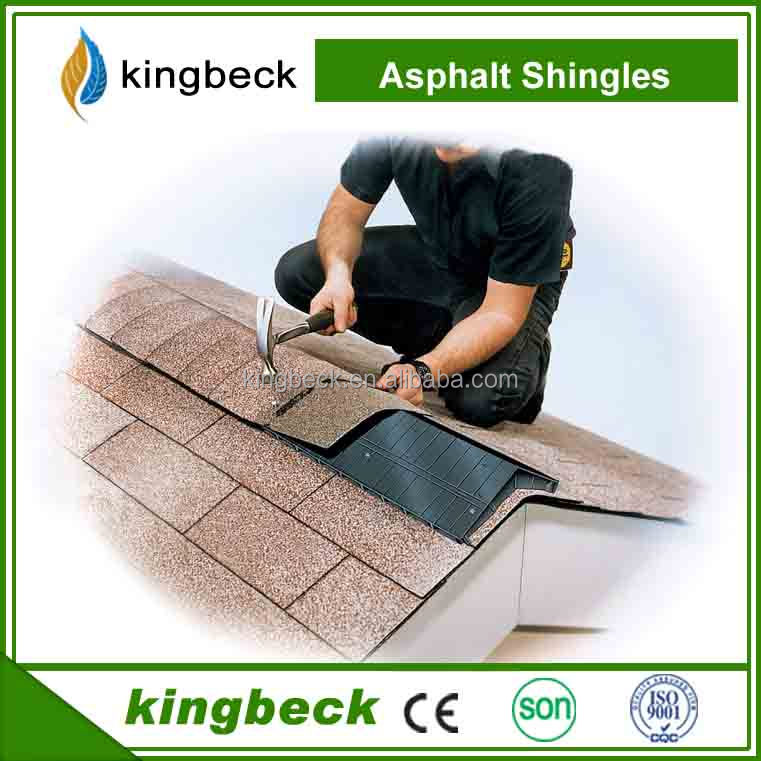 wholesale cheap fiberglass asphalt roof tiles waterproofing asphalt bitumen roofing shingle