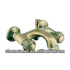 2013 classic double handle dropshipping bath faucet