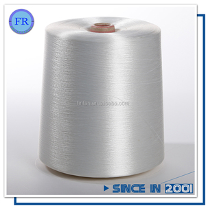 100% viscose white rayon viscose filament yarn