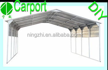 Carport shades steel structure carport buy carport sun for Carport 6x9m