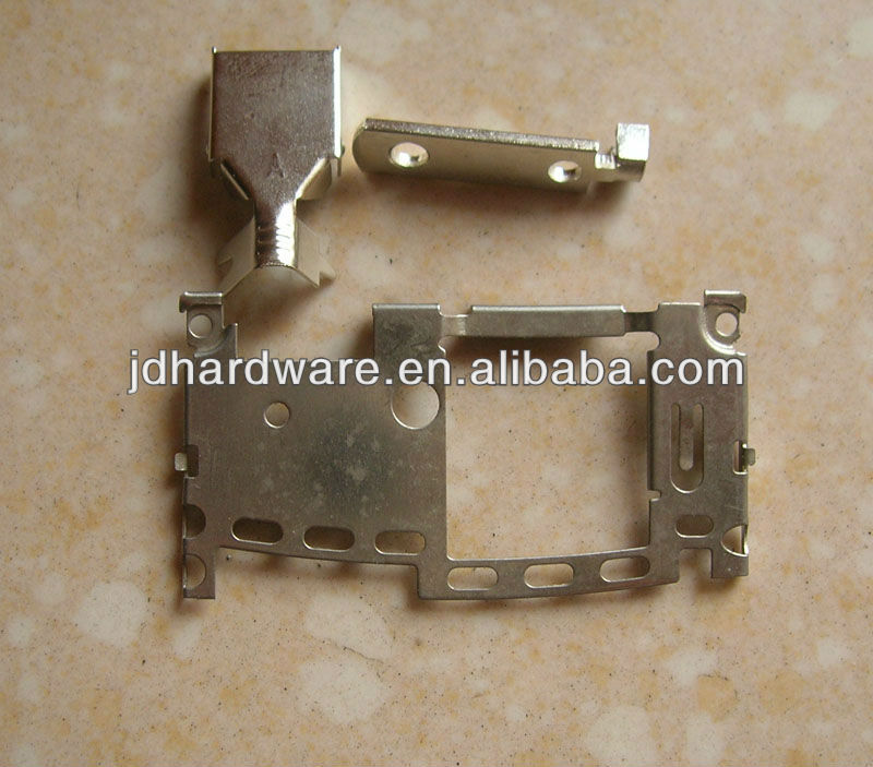 High quality casting small metal Auto Stamped parts