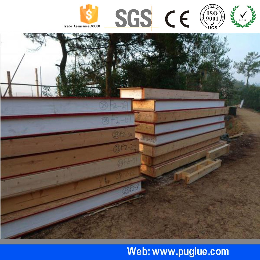 one component polyurethane adhesive bone glue for wood sandwich panel