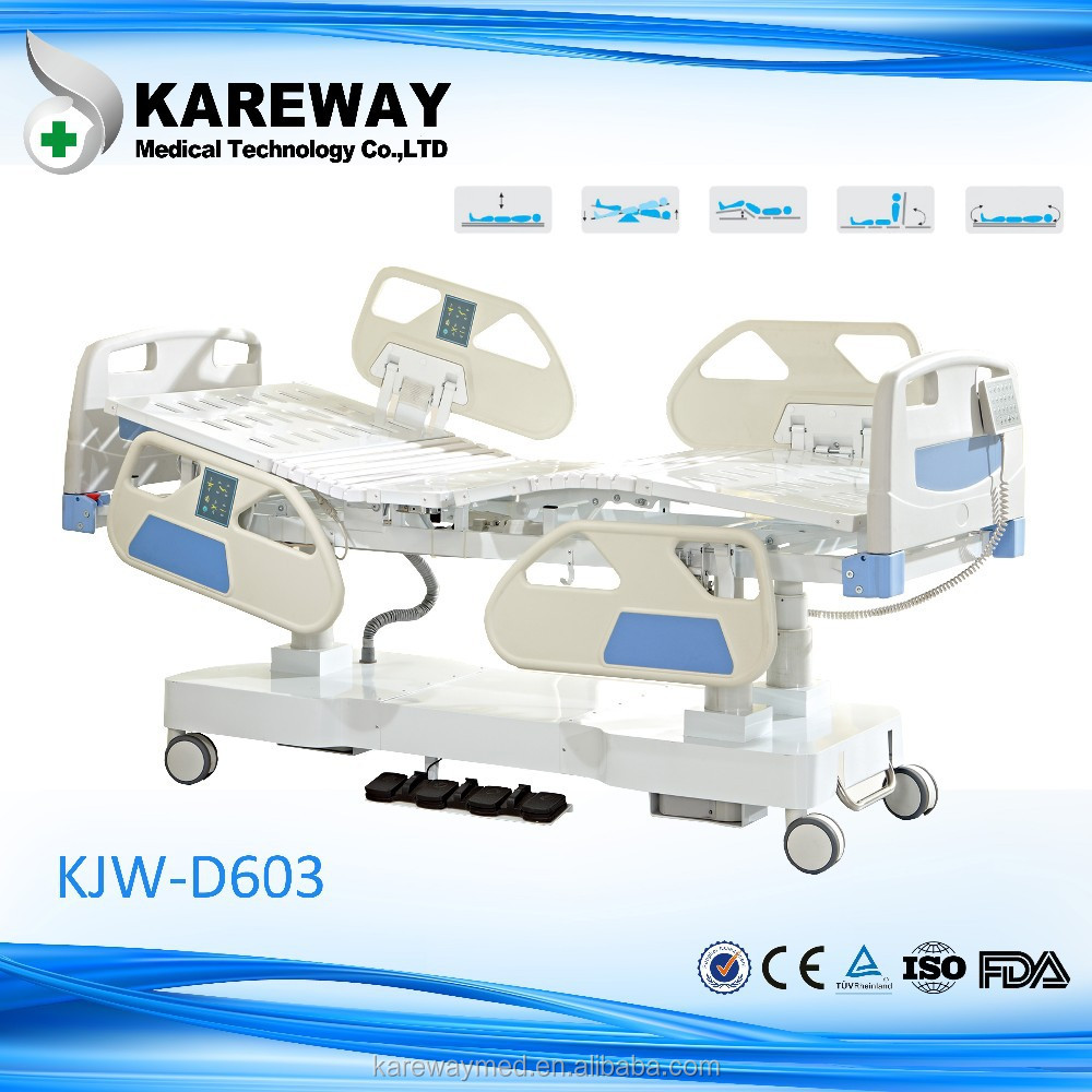 VIP patient room used invacare hospital bed ICU Medical bed