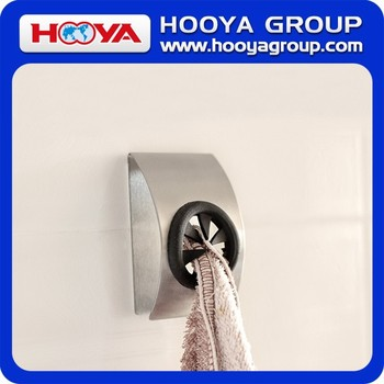 Easier Mordern Stainless Steel Towel Hanger/Towel Adhesive Hook/Stainless Steel Towel Holder