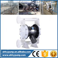 HY25 Small Self Priming Diaphragm Sludge Suction Pump