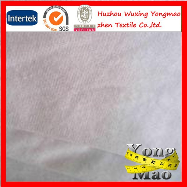 huzhou wholesale jersey knitt 100 t shirt cotton fabric 160gsm