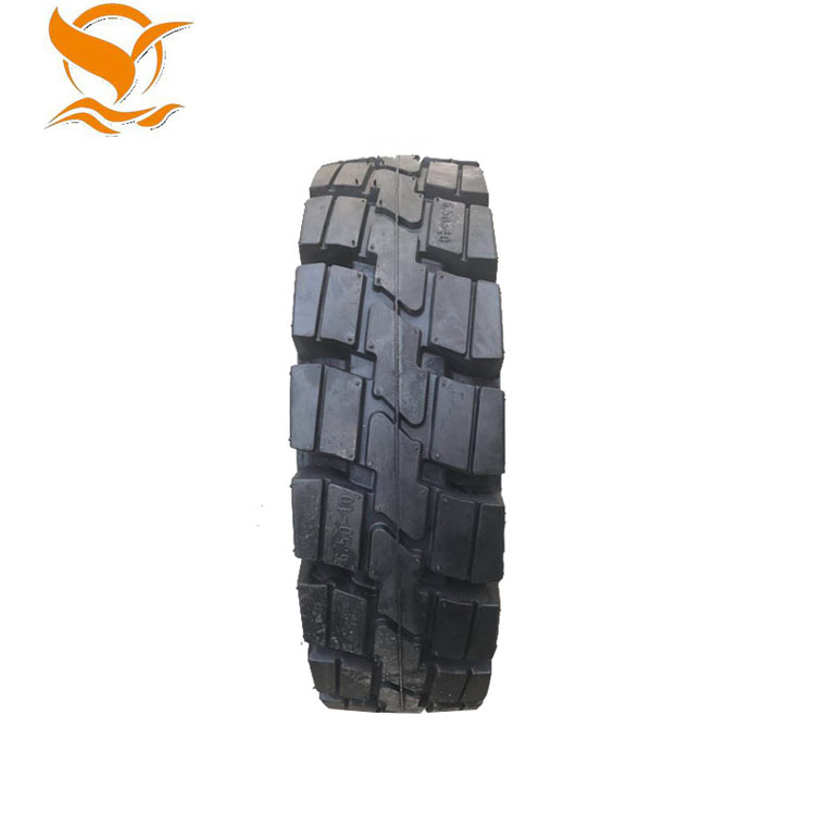 28x9-15 8.15-15 rubber track solid tire 400 x 8 3.75