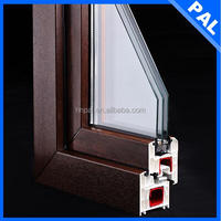 Sound proof window curtain runner With double glazing