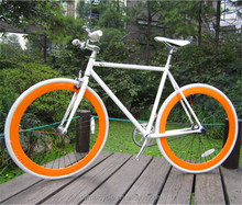 Manufacturer High Quality 26 Inch Aluminum Alloy Custom Fixie Bike