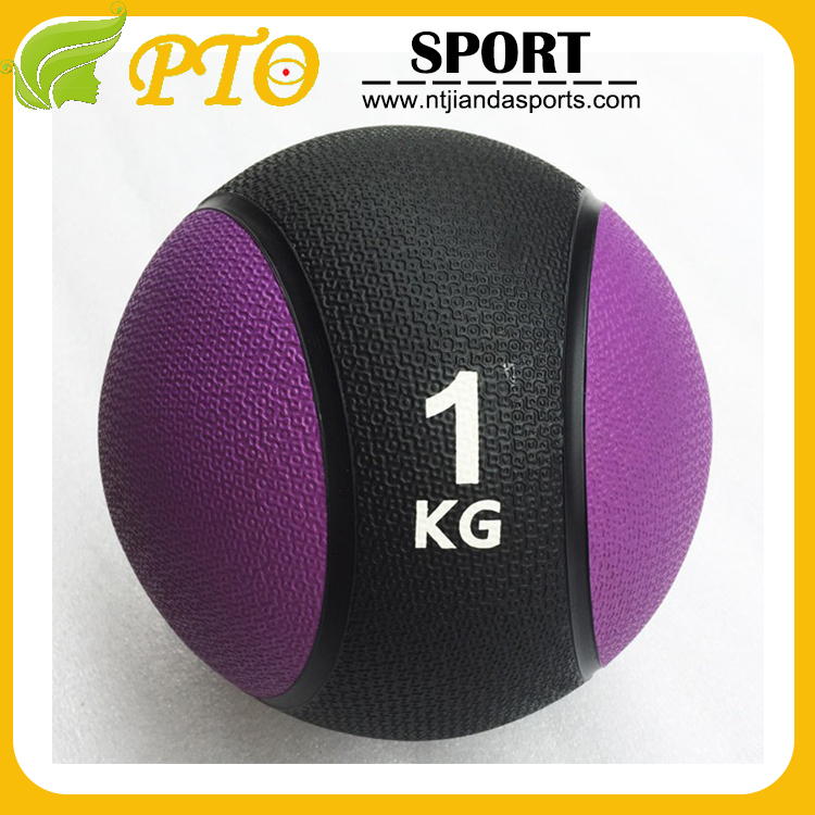 Crossfit medicine ball for gym use