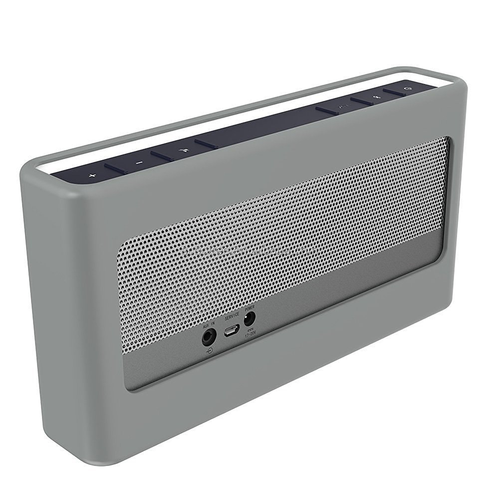 bluetooth speaker cover Smatree Protective soft silicone case for boses SoundLink Bluetooth Speaker III